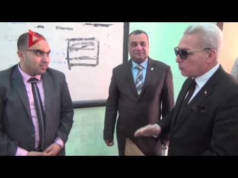 الوطن المصرية: محافظ بورسعيد أثناء جولته للاطمئنان على القضاة: