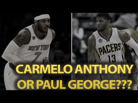Carmelo Anthony Or Paul George To Houston Rockets? WHO SHOULD CHRIS PAUL & JAMES HARDEN RECRUIT?
