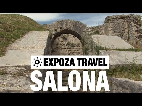 Salona (Croatia) Vacation Travel Video Guide