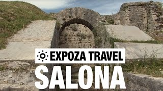 Salona (Croatia) Vacation Travel Video Guide(Travel Video about Destination Salona in Croatia. -------------- Watch more travel videos ▻ http://goo.gl/HYQdhg Join us. Subscribe now! ▻ http://goo.gl/QHWi2p ..., 2016-06-15T00:00:02.000Z)