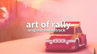 art of rally original soundtrack - patience and determination