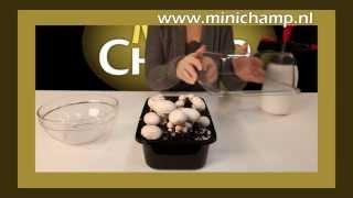 Minichamp thuiskweekpakket champignons instructiefilm