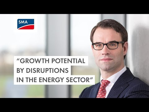 SMA's Capital Markets Day 2018: Growth potential by Disruptions in the Energy Sector