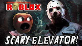 Roblox: SCARY ELEVATOR [Midget Apple Plays]