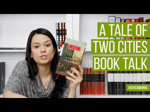 A Tale of Two Cities | Book Talk Spoiler Free | BookCravings
