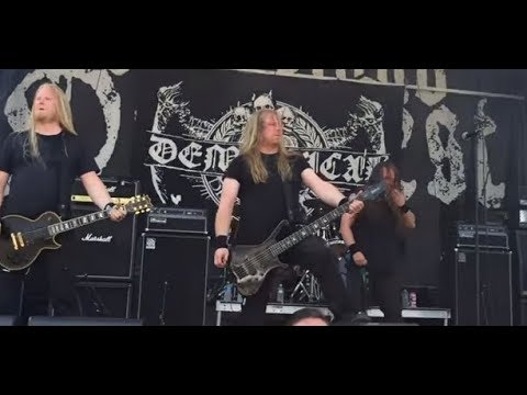 """Demonical release new track """"A Void Most Obscure"""" off Chaos Manifesto ..!"""