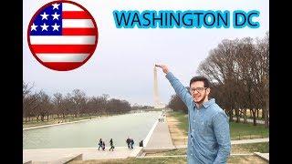 ختمت واشنطن عاصمة امريكا بفيديو واحد🇺🇸 #تجنن!!