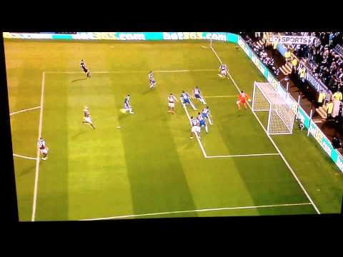 Burnley Vs Chelsea 2014
