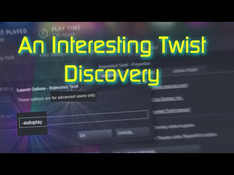 An Interesting Bejeweled Twist Discovery (Autoplay) |