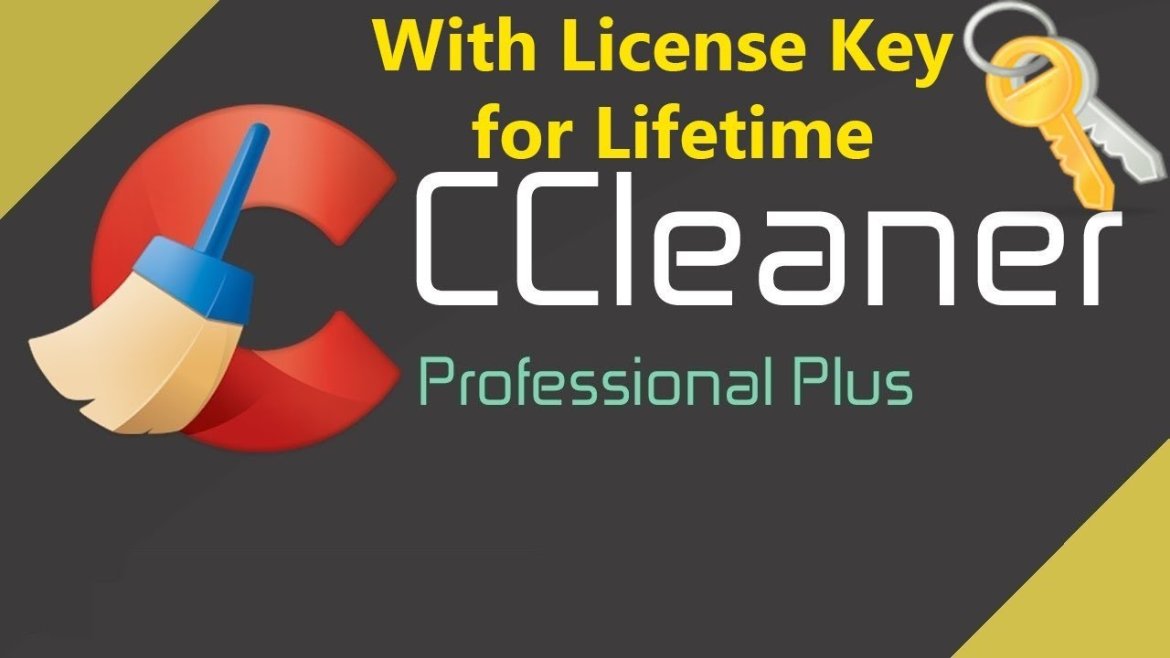CCleaner Professional Plus Key 2017 life time License for ...