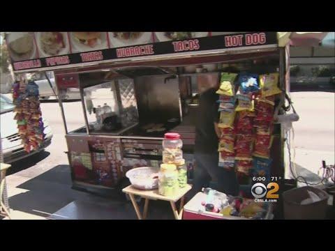 Pomona Considers Crackdown On Street Vendors