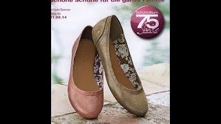 Каталог  модной обуви для всей семьи