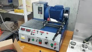 видео Диагностическое оборудование для проверки якорей и статоров электродвигателей