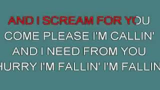 Nickelback   savin me [karaoke]