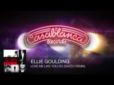 Ellie Goulding - Love Me Like You Do (Gazzo Remix)