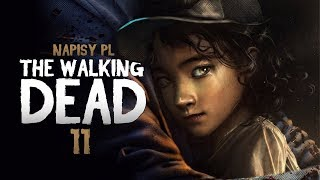 The Walking Dead: Definitive Edition (Napisy PL) #11 - Crawford (Gameplay PL / Zagrajmy w)