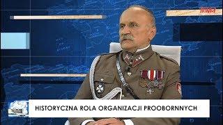 Stan bezpieczeństwa państwa: Historyczna rola organizacji proobronnych