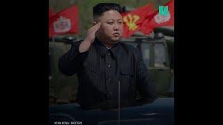 Kim Jong Un Calls Trump A 'Dotard' In Harsh Rebuke