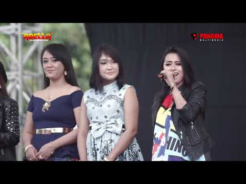 BARU KALI INI ,,,ALL ARTIST ADELLA Nyanyikan lagu INDONESIA RAYA di RAWAKUMBANG