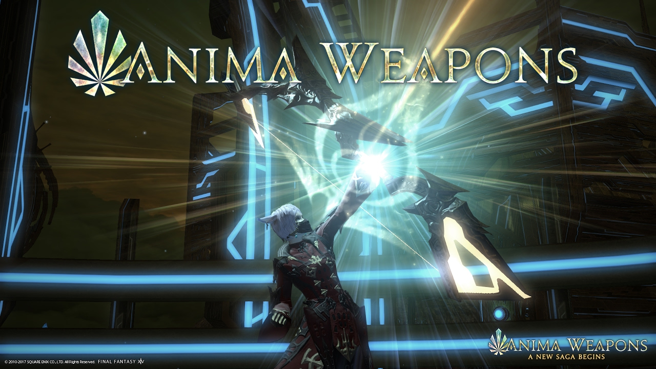 「FINAL FANTASY XIV」Anima Weapons 3 5 – Terpander (BARD)
