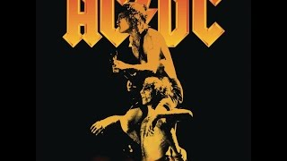 AC/DC - Touch Too Much (early version from Bonfire album - 1997)