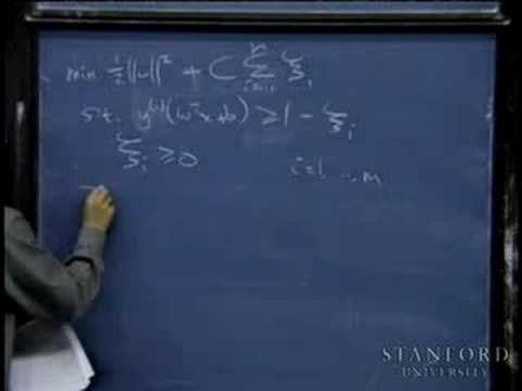 CS229: Machine Learning (Stanford Univ ): Lecture 08