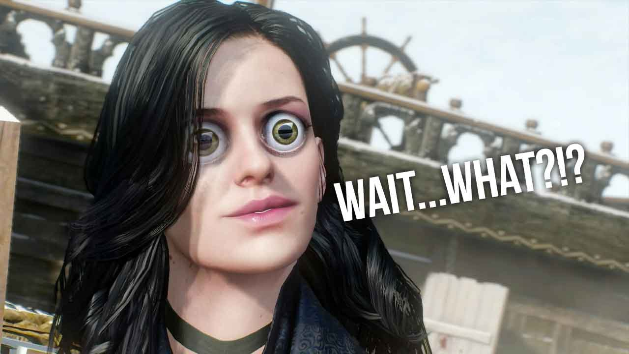 10 Witcher 3 Game Concepts That MAKE NO SENSE