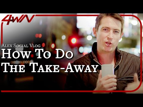 "Alex's Secrets On The ""Takeaway"" (4wN Lesson & Tips)"