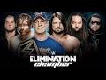 WWE Elimination Chamber 2k17 Full Match