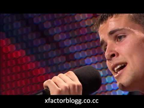 X Factor Auditions 2009 - Joe from Manchester auditions (HQ)