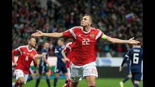Сборная России вышла на Чемпионат Европы Итоги