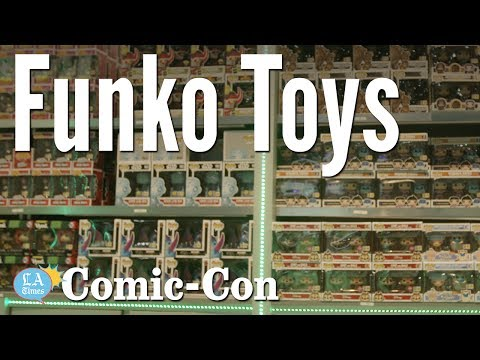 Funko Toys Are Selling Out: Comic-Con | Los Angeles Times