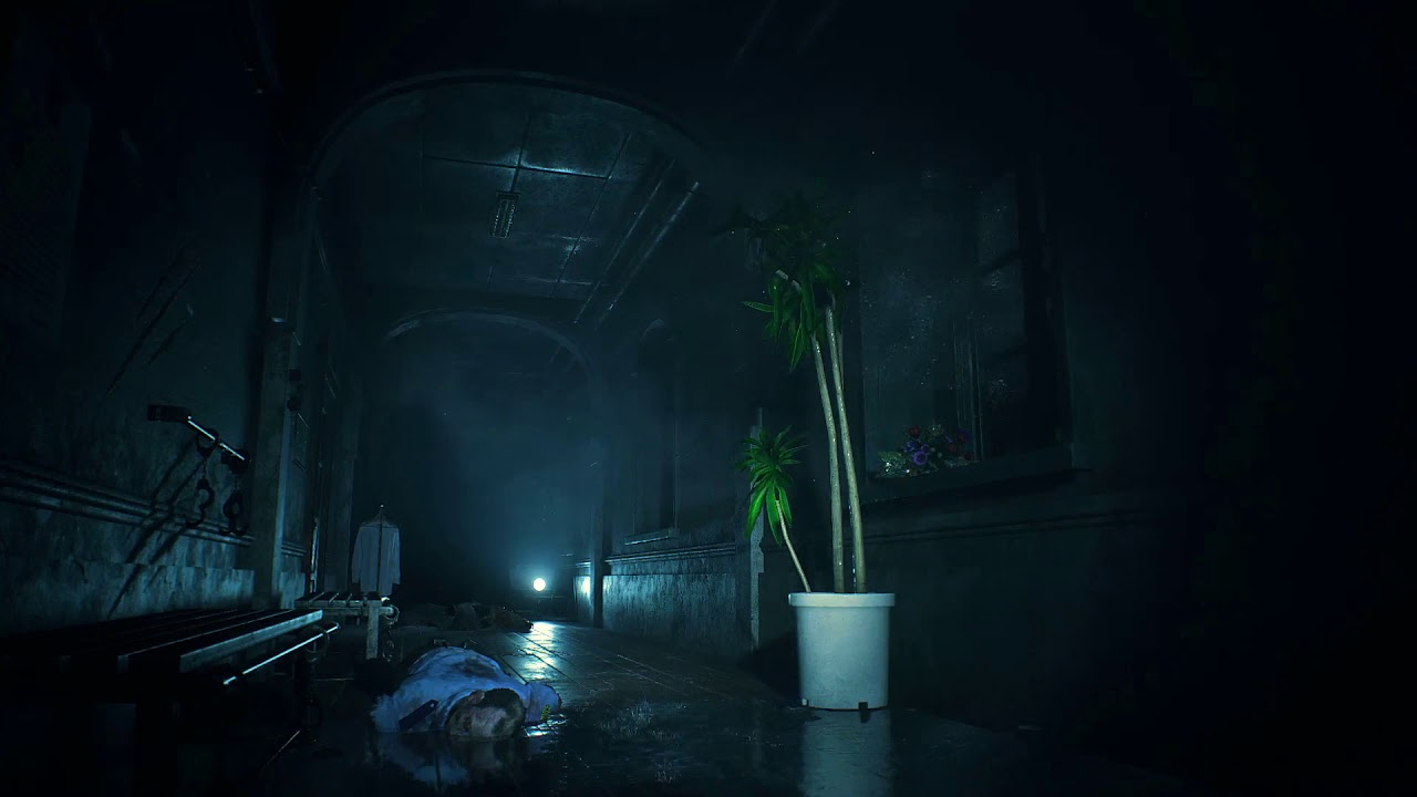 Live Wallpaper] Resident Evil 2 Remake
