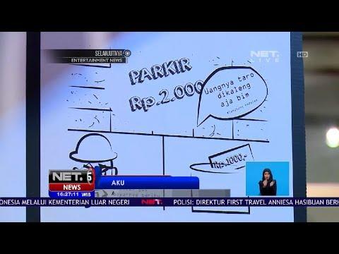 Aksi AKU KPK Dengan Komik Komik Yang Sangat Seru di Jakarta Creative Hub - NET 16