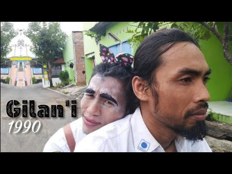Gilan'i 1990 - Parodi Official Trailer Dilan 1990