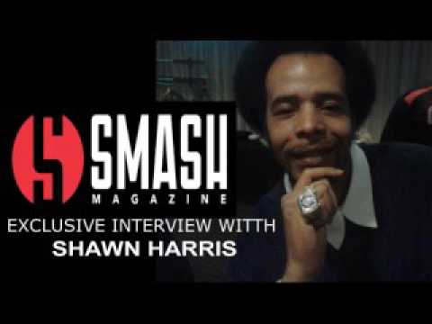 INTERVIEW WITH SHAWN HARRIS