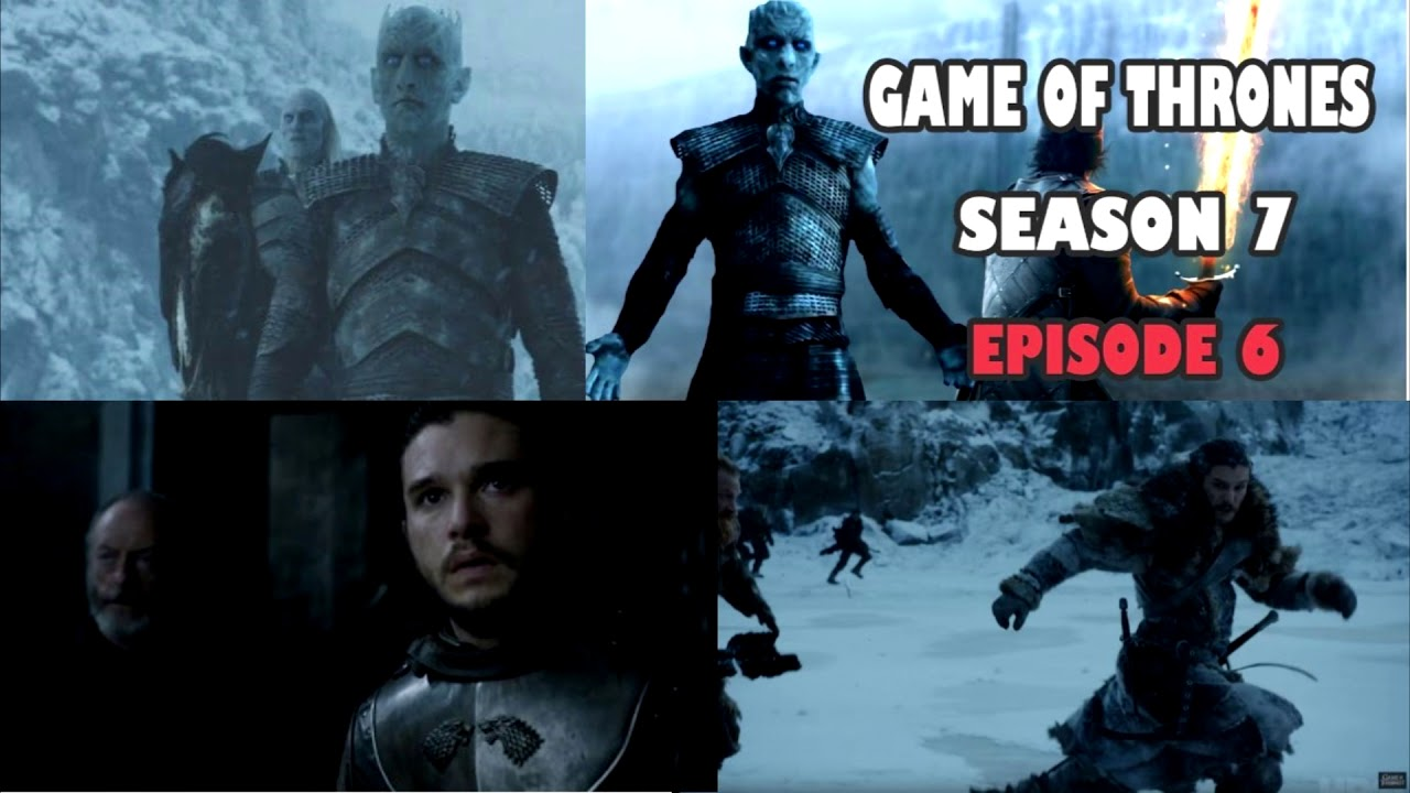 Game of Thrones S7 Leaks Sixth Episode, Not By Hackers