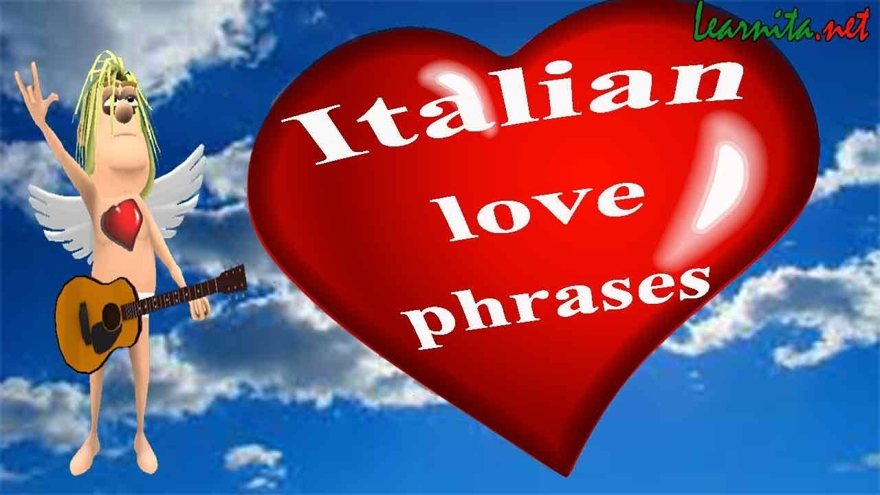 Translator Italian: The Most Romantic Phrases In