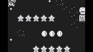 Super Mario Land 2 - 6 Golden Coins - Space Zone 2 Theme - User video