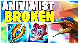ANIVIA der TURBO CARRY | Noway4u Highlights LoL