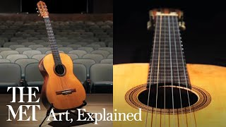 How Andrés Segovia's guitar changed music history | Art, Explained