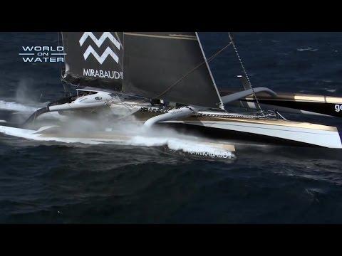 World on Water November22 15 Mini 6.5, MC38, Joyon, Jules Verne, Golden Globe, Nacra.. more