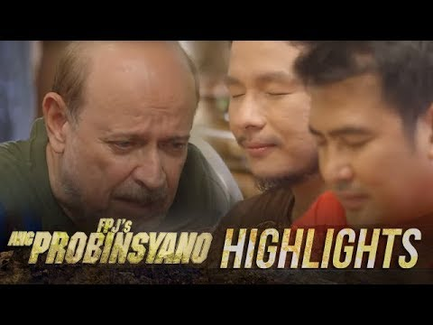 FPJ&39;s Ang Probinsyano: Delfin prays for the strong bond of Vendetta