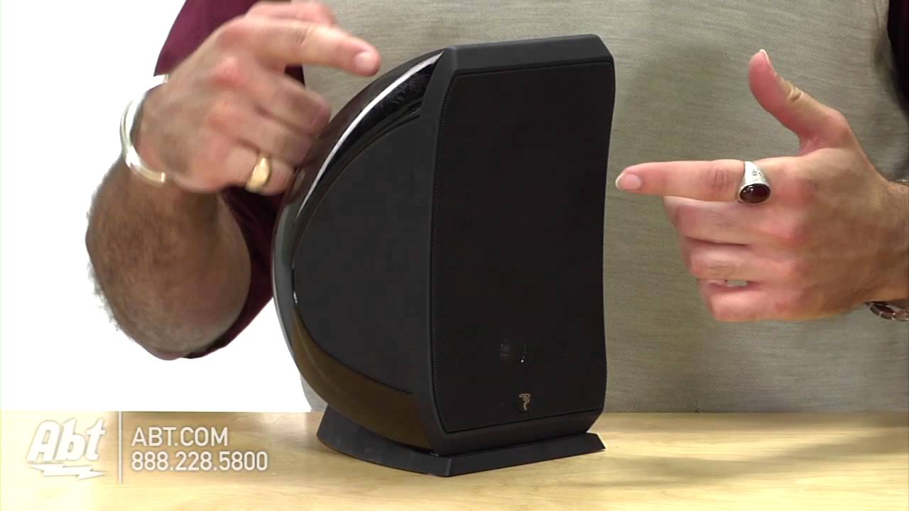 Abt Electronics Focal Sib Co Series Home Theater Speakers - Abt speakers