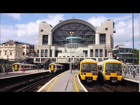 London Charing Cross announcements