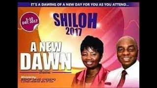 Shiloh 2017 DAY 5 Shiloh Impartation Service, December 09, 2017