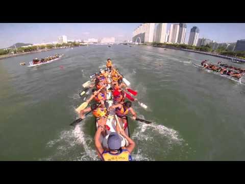PH Dragon Boat Team Wins at Korea Race 2015