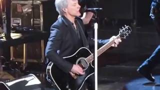 2018 Rock & Roll Hall of Fame BON JOVI Complete WHEN WE WERE US
