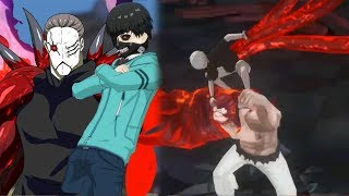 INCREDIBLE ANIMATION AND GRAPHICS! STARTING OUT! THE DARK WAR KILLER? -Tokyo Ghoul War Age - Android