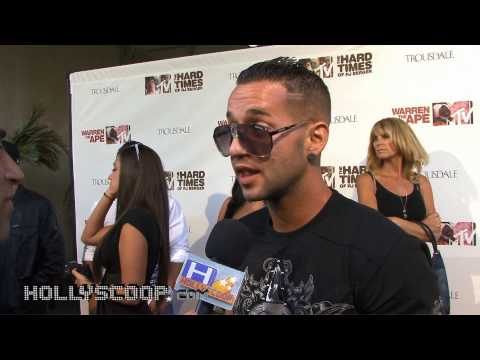 Mike 'The Situation' on 'Jersey Shore' Herpes Rumors